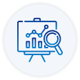 Incident Response Investigation and Planning Icon
