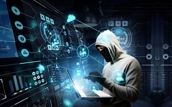 Cyber Security Digital Image Representing Ransomware & Biggest Menaces