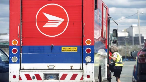 Canada Post says 950,000 Customers Exposed in Data Breach